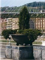 Jardinera urbana Mota La Nave